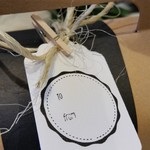 5 x Hand-Stamped Gift Tags (Small)