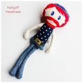 READY TO SHIP Little Mate Pirate Doll