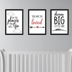 """""""INSPIRATIONAL QUOTE"""" Print Series"""