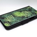 Tropical Leaves Wallet Phone Case - for iPhone & Samsung Galaxy phones