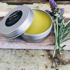 Skin Balm. Barrier Cream. Protects, Nourishes Dry Skin. Soothes Stretch Marks