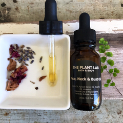 Face Oil. Neck and Bust Oil. Pure Jojoba, Rosehip & Apricot Oils. Plant-Based
