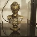 Joker 3D Printed Bust - metallic look, Home Decor, Gift for him
