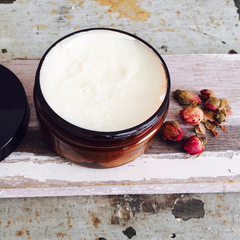 Whipped Body Butter. Natural Dry Skin Treatment. Vegan. Choose From 2 Blends