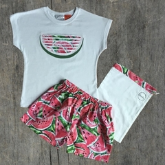 Watermelon PJ set