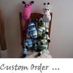 Sarah -  Custom Order