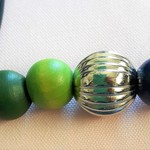 Teacher Lanyard: Blue and Green Should....