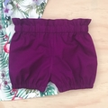 Bubble Shorties - Purple - Bloomers - Retro - Sizes 000-2