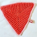 Washcloth, Potholder or Trivet