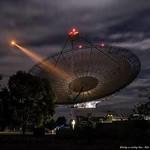 Parkes Radio Telescope (A2)