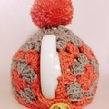 My Favorite Things Granny Square Tea Cosy