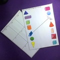 'Colour, Shape and Size' Fun Learning Pack