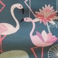 Flamingo Reusable Tote bag