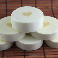 Love Heart Luxury handmade Soap