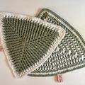 Washcloth, Potholder or Trivet