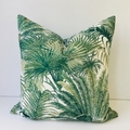 Tommy Bahama cushion cover to fit a 50cm sq insert. Coastal style decor 🌴🌴🌴