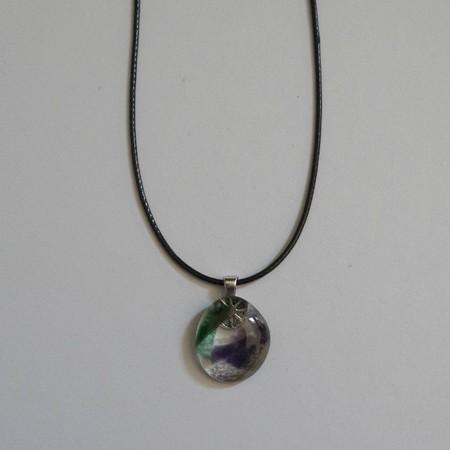 Small Glass Pendant