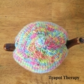 Fluro Tea Cosy to fit a 4 to 6 cup pot