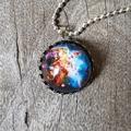 The Carina Nebula - half shpere