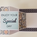 On your special day - Birthday Card