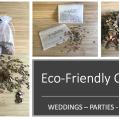 Small Heart Shaped Eco-Friendly Confetti