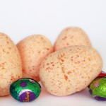 Easter Egg Mini Bath Bombs