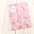 Pink Ballet Slippers A5 Journal Cover