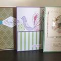 Mixed 10 Birthday Handmade Card Pack  FREE POST