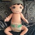 Personalised Newborn Baby Doll