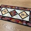 Australiana table runner - Sugar Glider