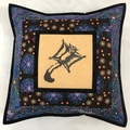 Australiana cushion cover -Sugar Glider