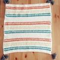 Boho Baby Blanket