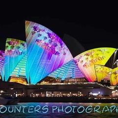 Sydney Opera House - Vivid 2014 (A2)