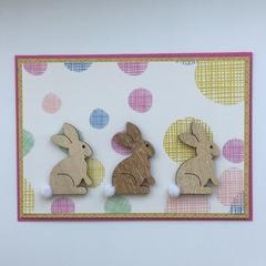 Easter Handmade Card