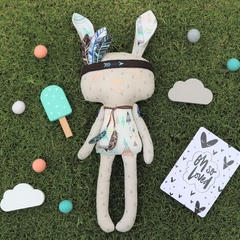OOAK Tribal Bunny from our Limited Edition Collection