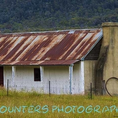 Orroral Homestead, Namadgi National Park, ACT  (A2)