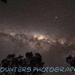 Milky Way Over Mt Pilot, Victoria (A2)