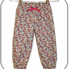 Girls Tiny Owls  Play Pants (SIZES 000 & 1)