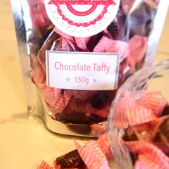 Chocolate     Taffy