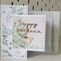 Happy Mothers day - Card