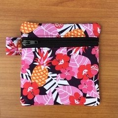 Coin Purse - Tropical Pineapple Print