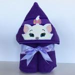 Kitty Hooded Towel