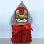 Iron Guy Hooded Towel