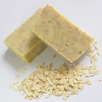 Scrubby Oatmeal Soap