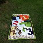 JUNGLE Outdoor/Indoor  Play Mat