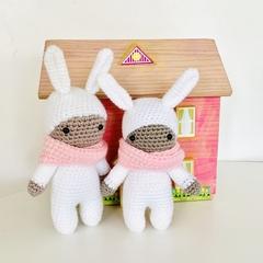 Crochet Bunny Rabbit