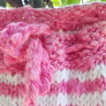 Beach pants for pirates! Hand knit wide leg pants. 100% cotton size 2-3  ON SALE