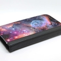 Space Nebula Wallet Phone Case - for iPhone & Samsung Galaxy phones
