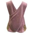 Carmela Dress sustainable fabric
