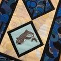 Australiana table runner - Whale Shark